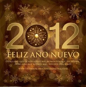 Felices fiestas y mejor año